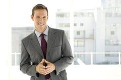 Hombre de negocios elegante Imagen de archivo