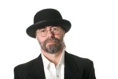 Hombre de negocios envejecido medio fotos de archivo