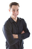 Hombre de negocios europeo joven Foto de archivo libre de regalías