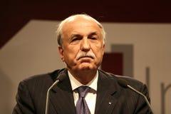 Hombre de negocios Husnu Ozyegin Imagen de archivo