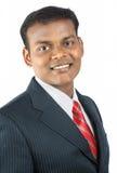 Hombre de negocios indio Fotos de archivo libres de regalías