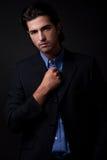 Hombre de negocios joven Imagen de archivo