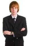 Hombre de negocios joven Foto de archivo