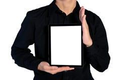 Hombre de negocios joven aislado imagen de archivo libre de regalías
