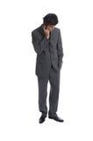 Hombre de negocios (las series) Fotografía de archivo