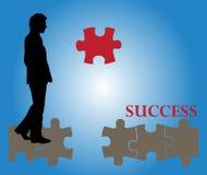 Hombre de negocios Needs Creative Ideas Fotografía de archivo
