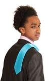 Hombre de negocios negro joven del retrato Imágenes de archivo libres de regalías