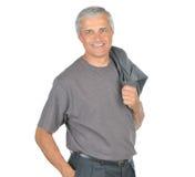 Hombre de negocios ocasional Imágenes de archivo libres de regalías