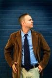 Hombre de negocios ocasional Fotografía de archivo