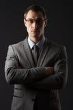 Hombre de negocios Portrait Imagenes de archivo