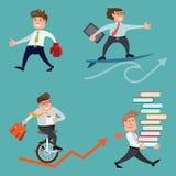 Hombre de negocios Set libre illustration