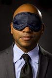 Hombre de negocios soñoliento Imagen de archivo libre de regalías