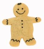 Hombre de pan de jengibre Fotografía de archivo libre de regalías