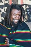 Hombre de Rasta Imagen de archivo