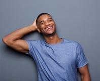 Hombre de risa Fotos de archivo