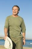 Hombre de risa feliz. Imagenes de archivo