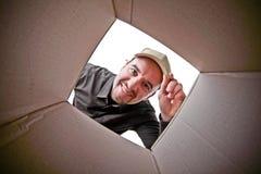 Hombre de salida Fotos de archivo libres de regalías