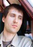 Hombre de sueño joven Imagen de archivo libre de regalías