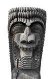 Hombre de Tiki foto de archivo libre de regalías