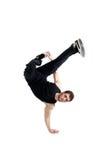 Hombre del baile Foto de archivo