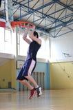 Hombre del baloncesto imágenes de archivo libres de regalías