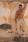 Hombre del deporte Fotografía de archivo libre de regalías