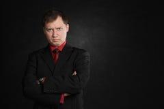 Hombre del descontento Imagen de archivo