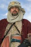 Hombre del festival del renacimiento de Arizona Fotografía de archivo libre de regalías