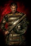 Hombre del hierro Imagen de archivo