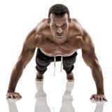 Hombre del músculo imagen de archivo