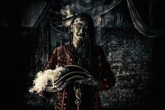Hombre del Swashbuckler foto de archivo