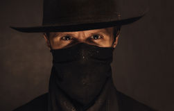 Hombre del vaquero imágenes de archivo libres de regalías