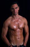 Hombre desnudo Imagen de archivo libre de regalías