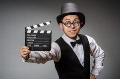 Hombre divertido Fotos de archivo libres de regalías
