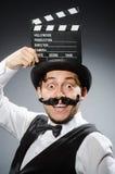 Hombre divertido Fotografía de archivo