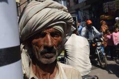 Hombre en Lahore Foto de archivo
