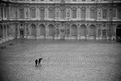 Hombre en lumbrera Fotos de archivo libres de regalías