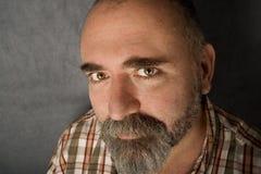 Hombre en su 40s Imagen de archivo libre de regalías
