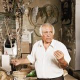 Hombre expresivo Imagen de archivo libre de regalías