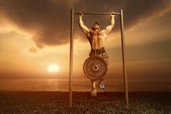 Hombre fuerte Foto de archivo