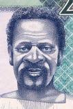 Hombre gambiano un retrato