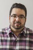 Hombre gordo Imágenes de archivo libres de regalías