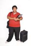 Hombre gordo Imagen de archivo