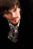 Hombre hermoso Foto de archivo libre de regalías