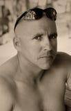 Hombre hermoso Imagenes de archivo