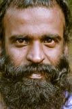 Hombre hermoso en Bengala Occidental Imagen de archivo
