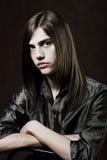 Hombre hermoso joven Fotos de archivo