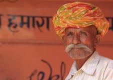 Hombre indio Foto de archivo