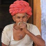 Hombre indio Fotografía de archivo libre de regalías