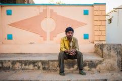 Hombre indio Imagen de archivo libre de regalías